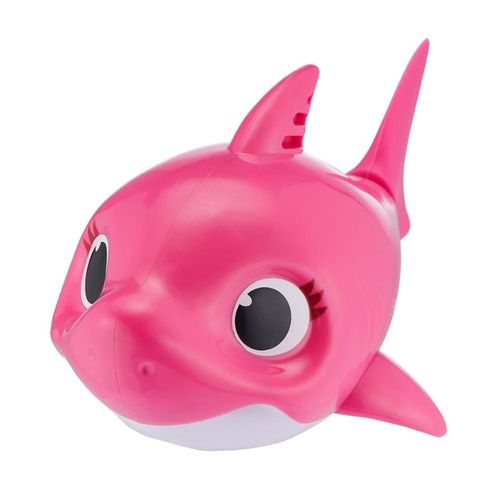 Robo Alive Junior Baby Shark Rosa - Candide 1118