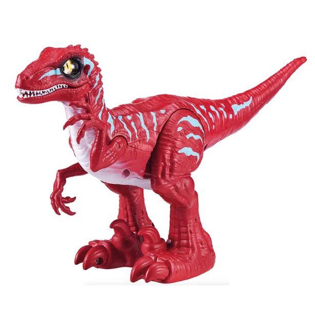Robô Alive Rampaging Raptor Vermelho - Candide 1119