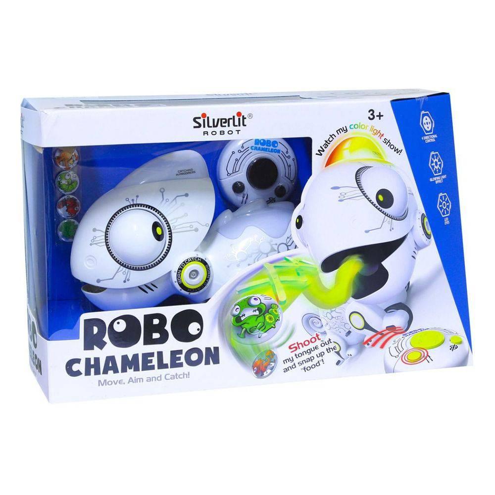 Robô Camaleão Silverlit DTC - 4797