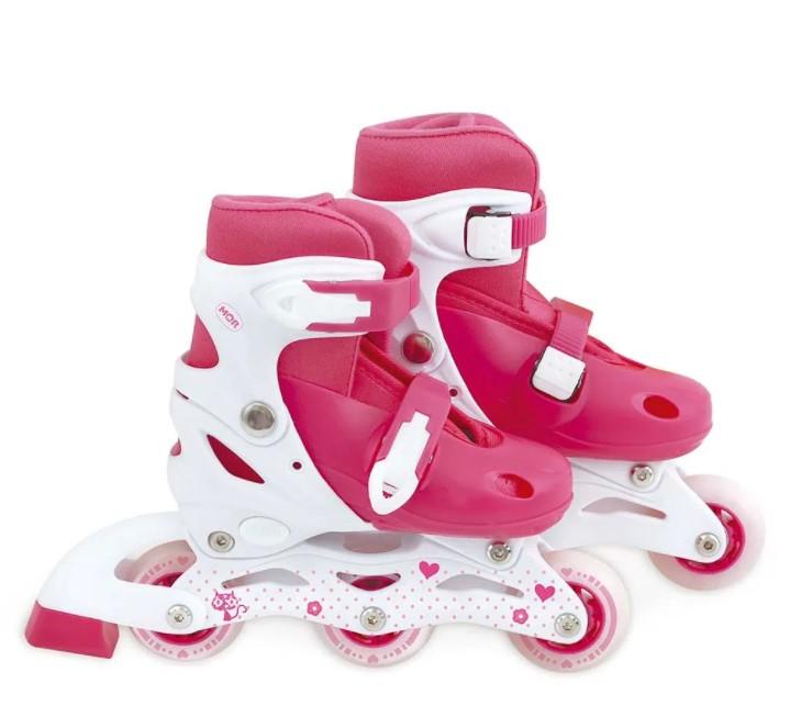 Roller Infantil Rosa - Mor 40600121