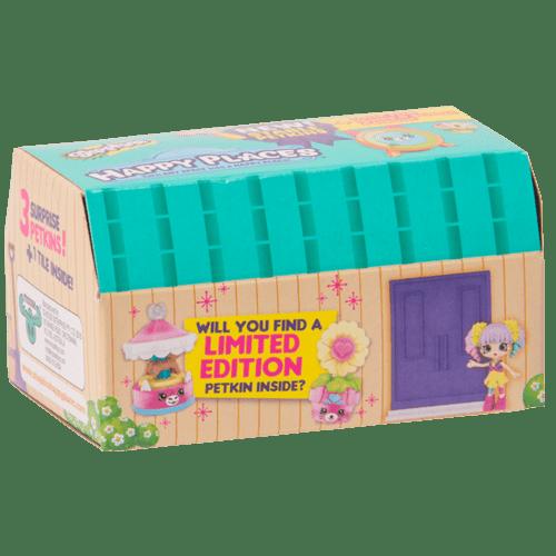 Shopkins Box Casa Surpresa Happy Places - DTC 4478