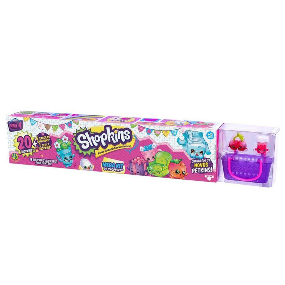 Shopkins Mega Kit 3588 - Dtc