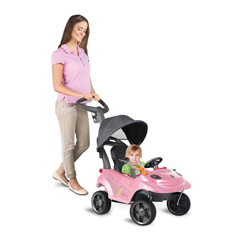Smart Baby Comfort 360° Rosa 536 Bandeirante