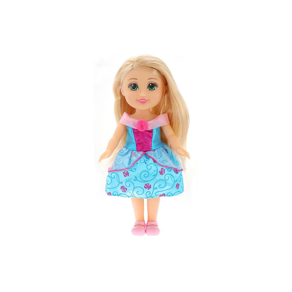 Sparkle Girlz Sparkle Tots Princesa Azul 4823 - Dtc