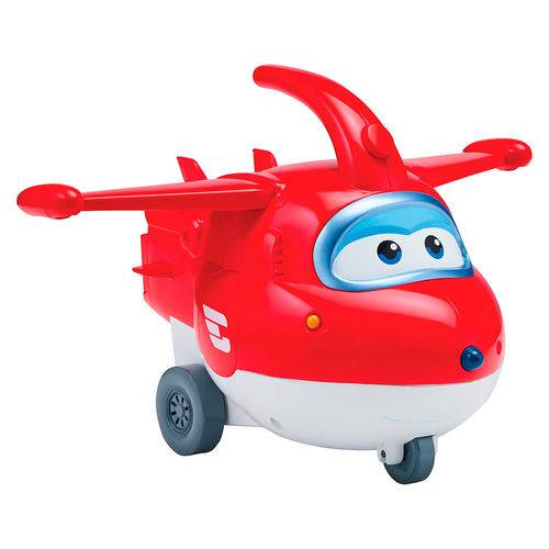 Super Wings Jett Explosão de Bolhas 84350 - Fun