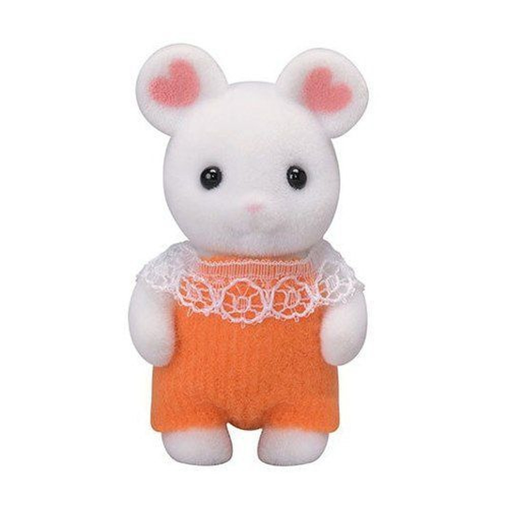 Sylvanian Families Bebê Rato Marshmallow - Epoch 5336