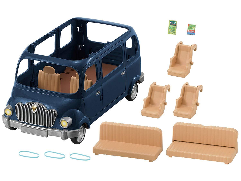 Sylvanian Families Carro da Família Mini Van - Epoch 5274