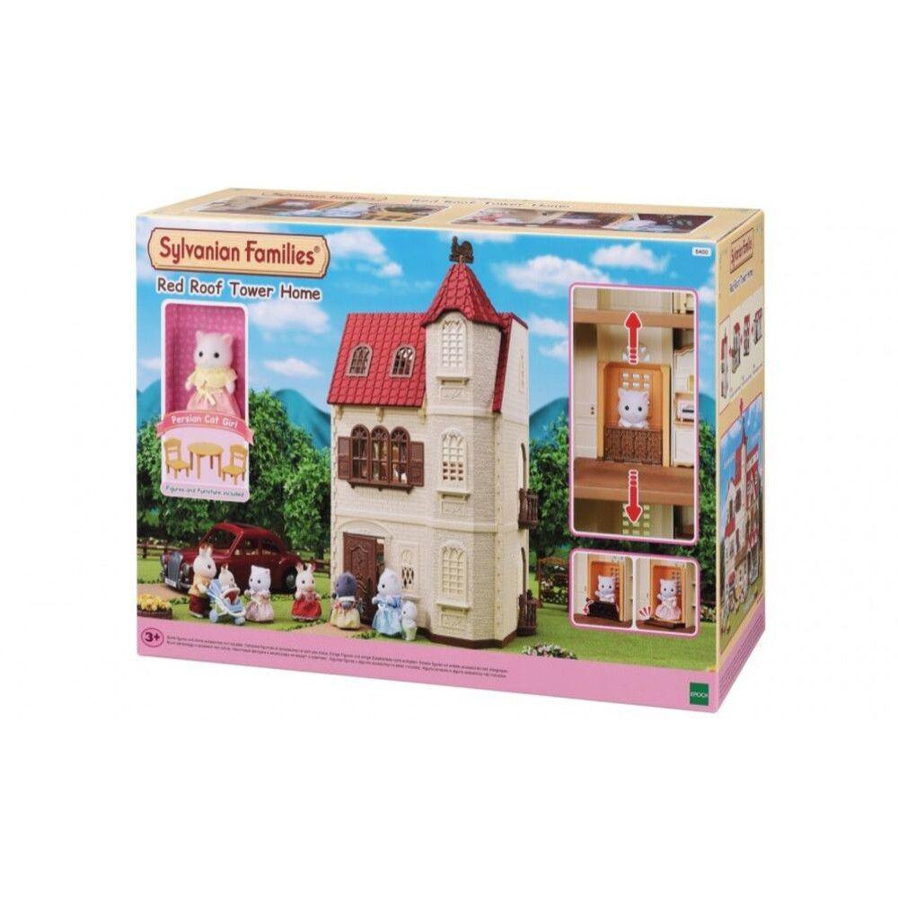 Sylvanian Families Casa com Torre e Telhado - Epoch 5400