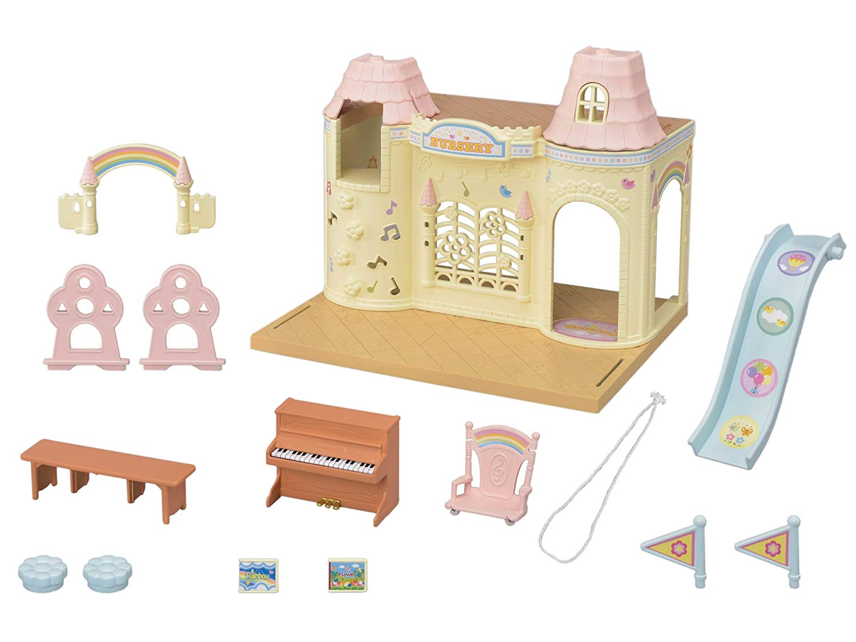 Sylvanian Families Castelo Jardim de Infância - Epoch 5316