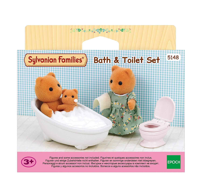 Sylvanian Families Conjunto de Toalete - Epoch 5148