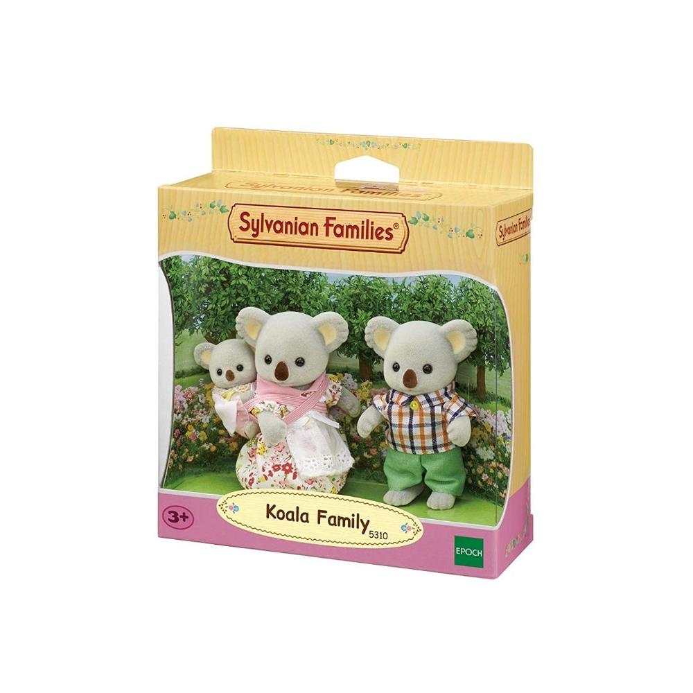 Sylvanian Families Família dos Coalas - Epoch 5310