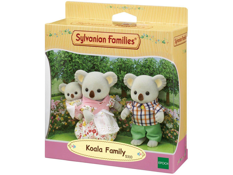 Sylvanian Families Família  dos Coalas - Epoch 5502