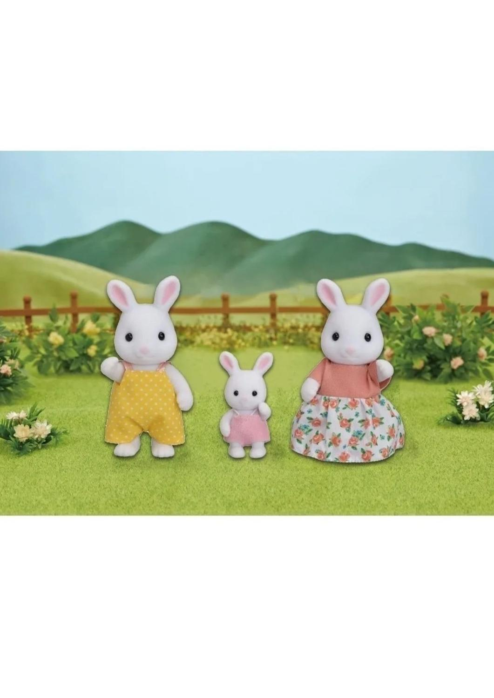Sylvanian Families Família dos coelhos neve - Epoch 5501