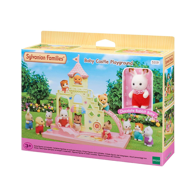 Sylvanian Families Playground do Castelo - Epoch 5319