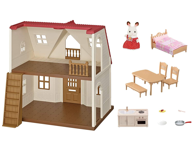 Sylvanian Families Primeira Casa 5303 - Epoch