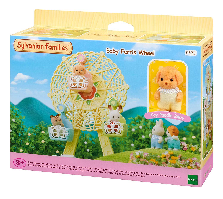 Sylvanian Families Roda Gigante do Bebê - Epoch 5333