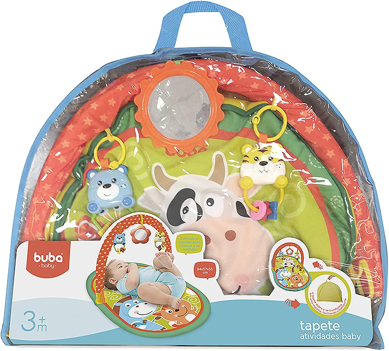 Tapete Atividades Baby Animais - Buba 5833