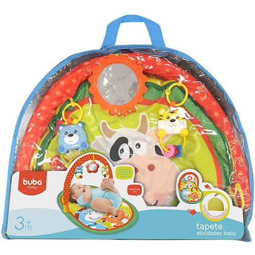 Tapete Atividades Baby Safari 5832 - Buba