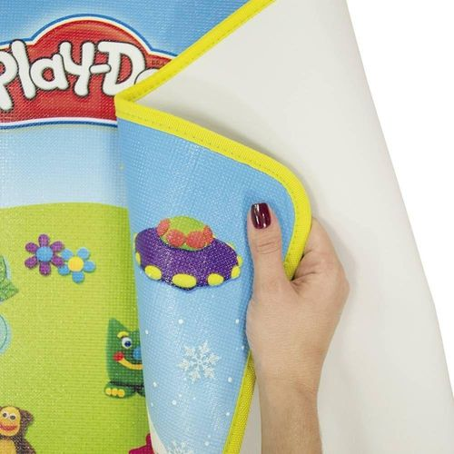 Tapete Emborrachado Divertido Play Doh 80814 - Fun