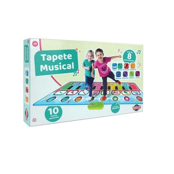 Tapete Musical Infantil Premium - Toyng 043713