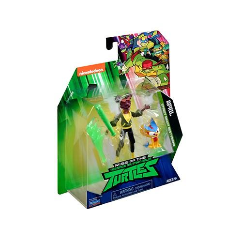 Tartarugas Ninjas April O'Neil 2040 - Sunny