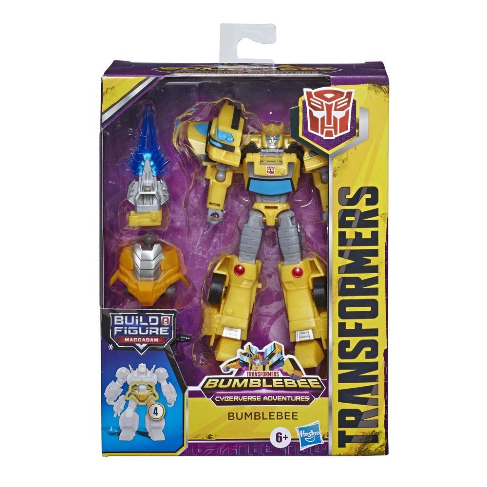 Transformers Cyberverse Adventures BumbleBee Hasbro E7099/E7053