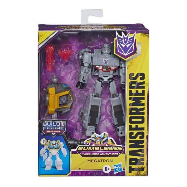 Transformers Cyberverse Adventures Megatron - Hasbro E7097/E7053