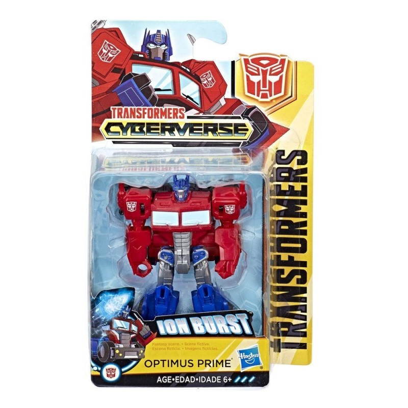 Transformers Cyberverse Class Optimus Prime - Hasbro  E1897/E1883