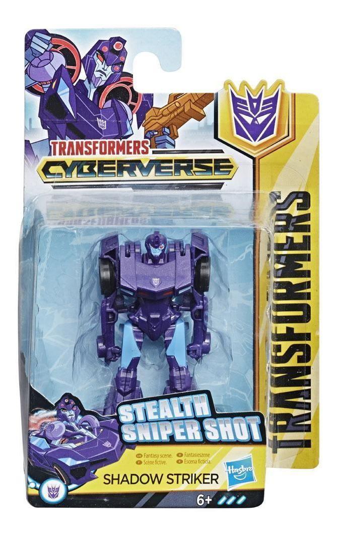 Transformers Cyberverse Class Shadow Striker - Hasbro E3633/E1883