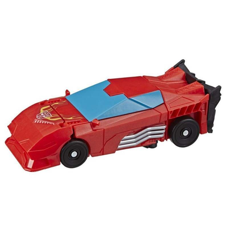 Transformers Cyberverse Hot Rod - Hasbro E3644/E3522