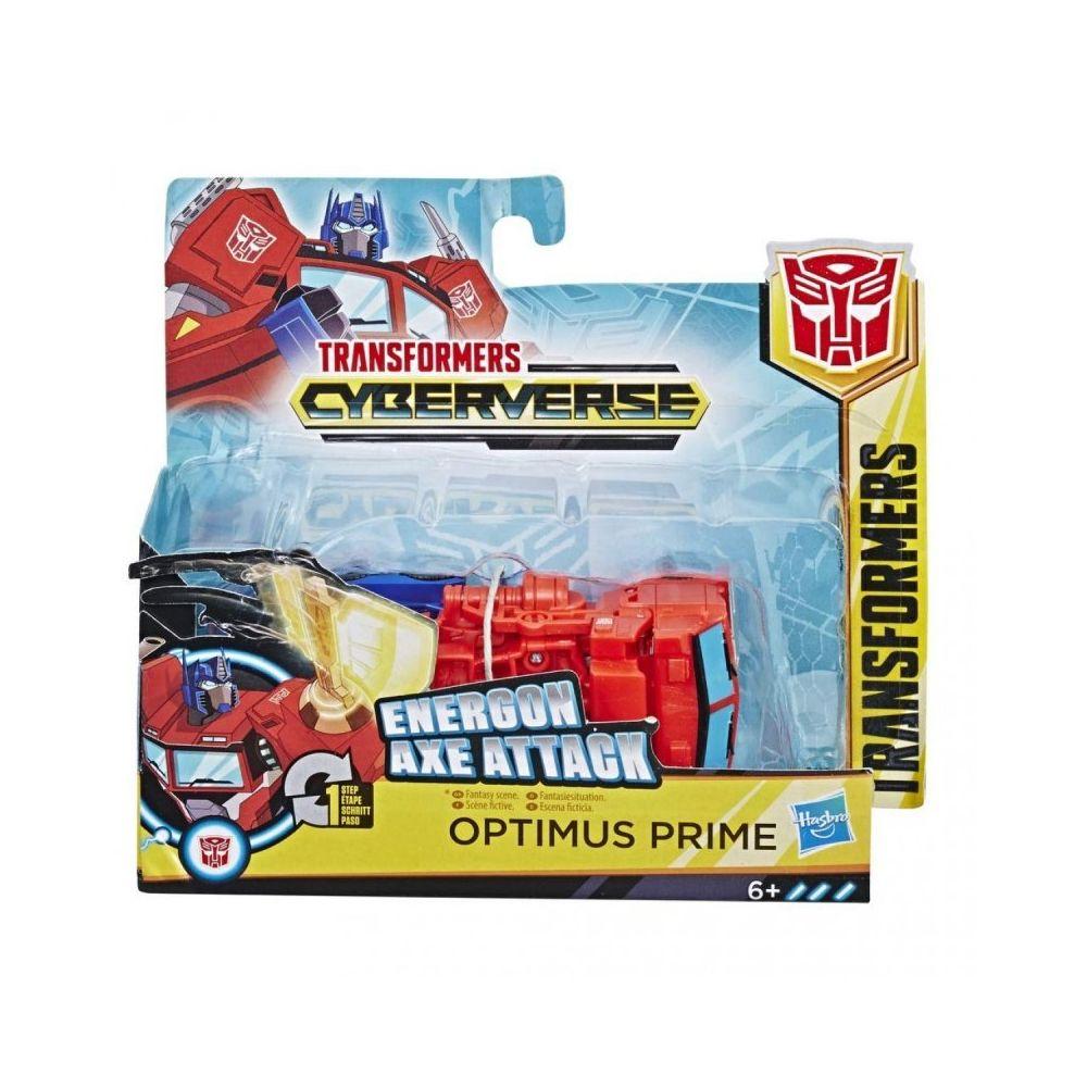 Transformers Cyberverse Optimus Prime - Hasbro E3645/E3522