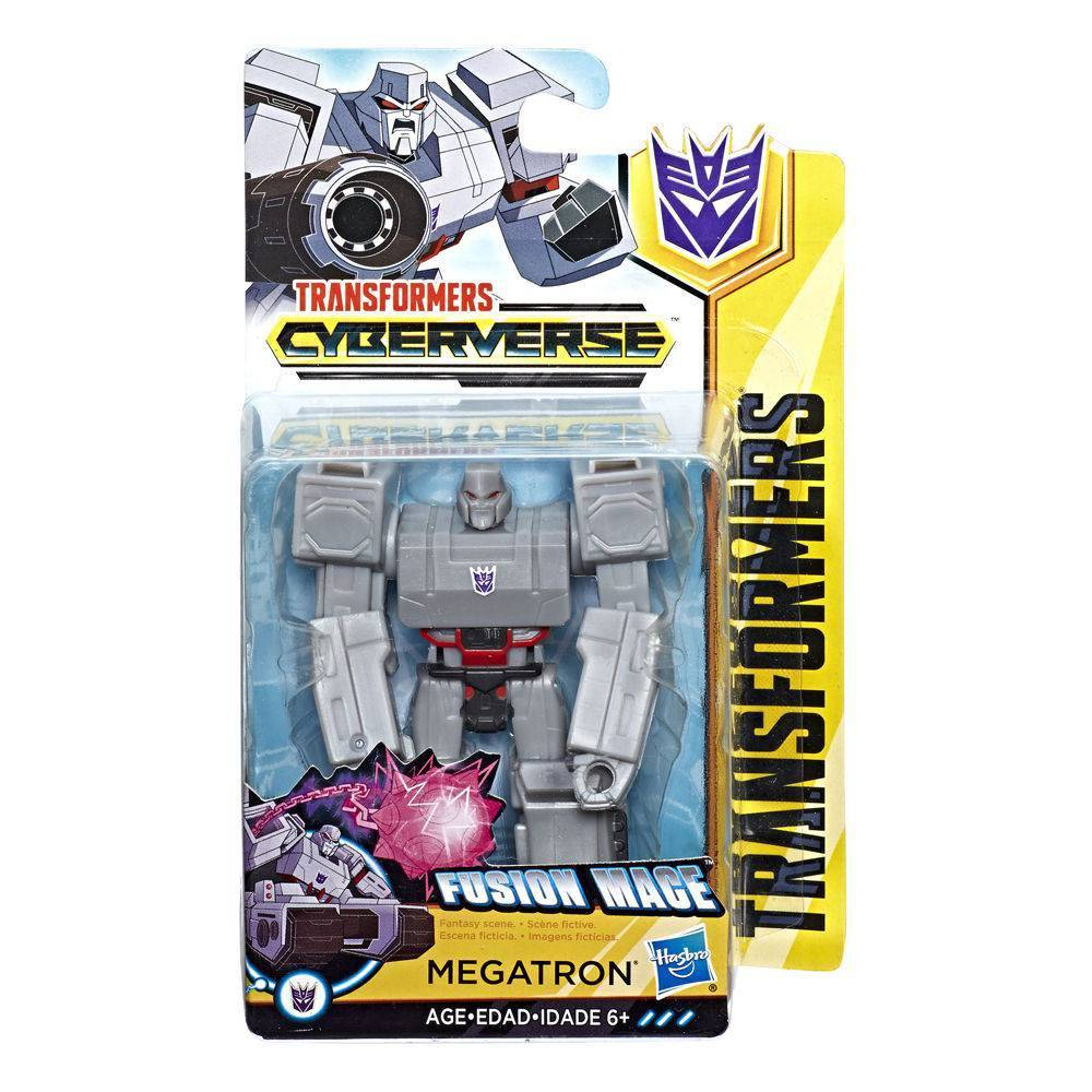 Transformers Cyberverse Scout Class Megatron E1895 - Hasbro