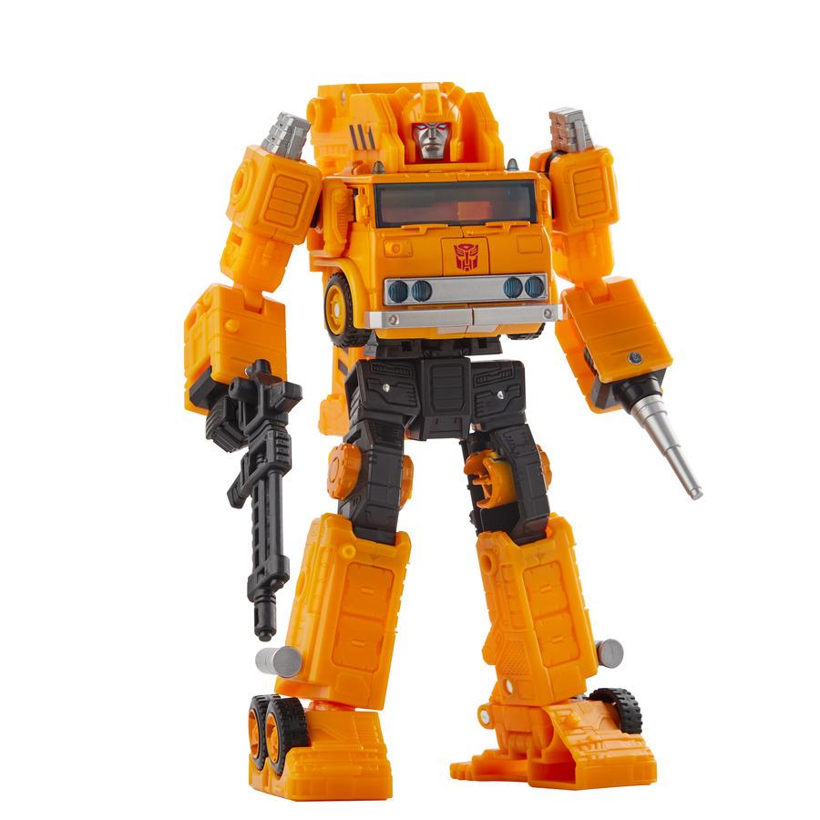 Transformers Earthrise Wfc Grapple - Hasbro E7121