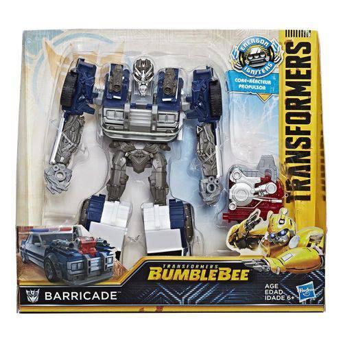 Transformers Energon Igniters Nitro Barricade E0755/E0700  Hasbro