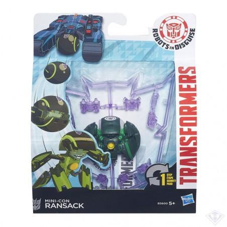 Transformers In Disguise Mini-con Ransack - Hasbro B5600/B0763