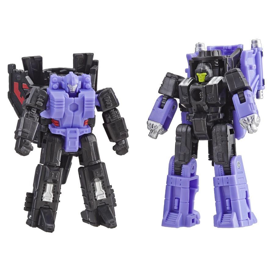 Transformers Siege War For Cybertron Storm & Visper - Hasbro E3560/E3420