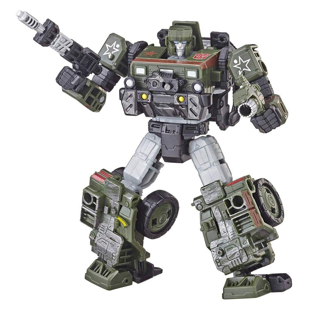 Transformers War for Cybertron Preto - Hasbro E3432