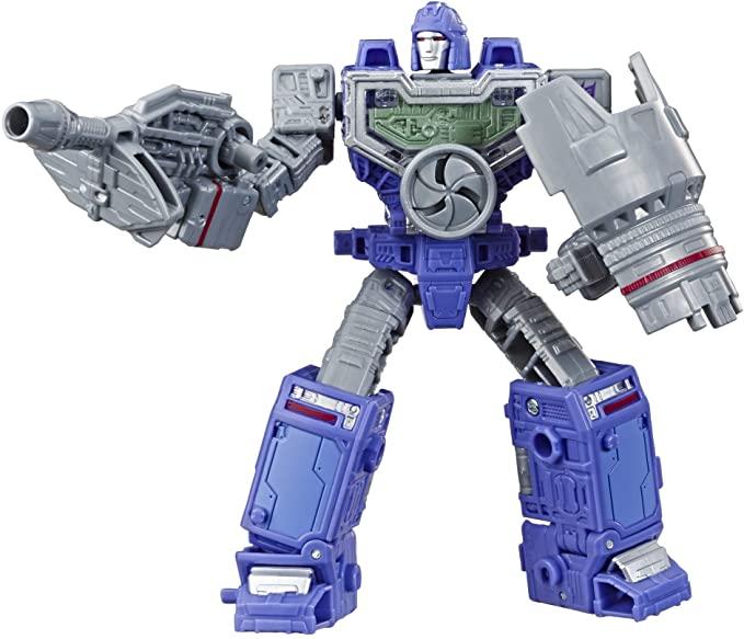 Transformers War for Cybertron Roxo - Hasbro E3432