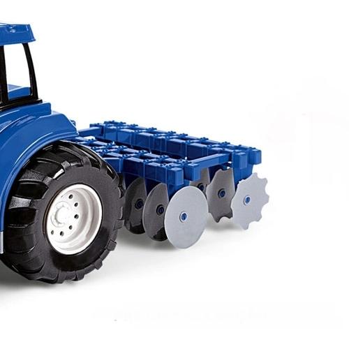 Trator Arado Azul - Poliplac 5979