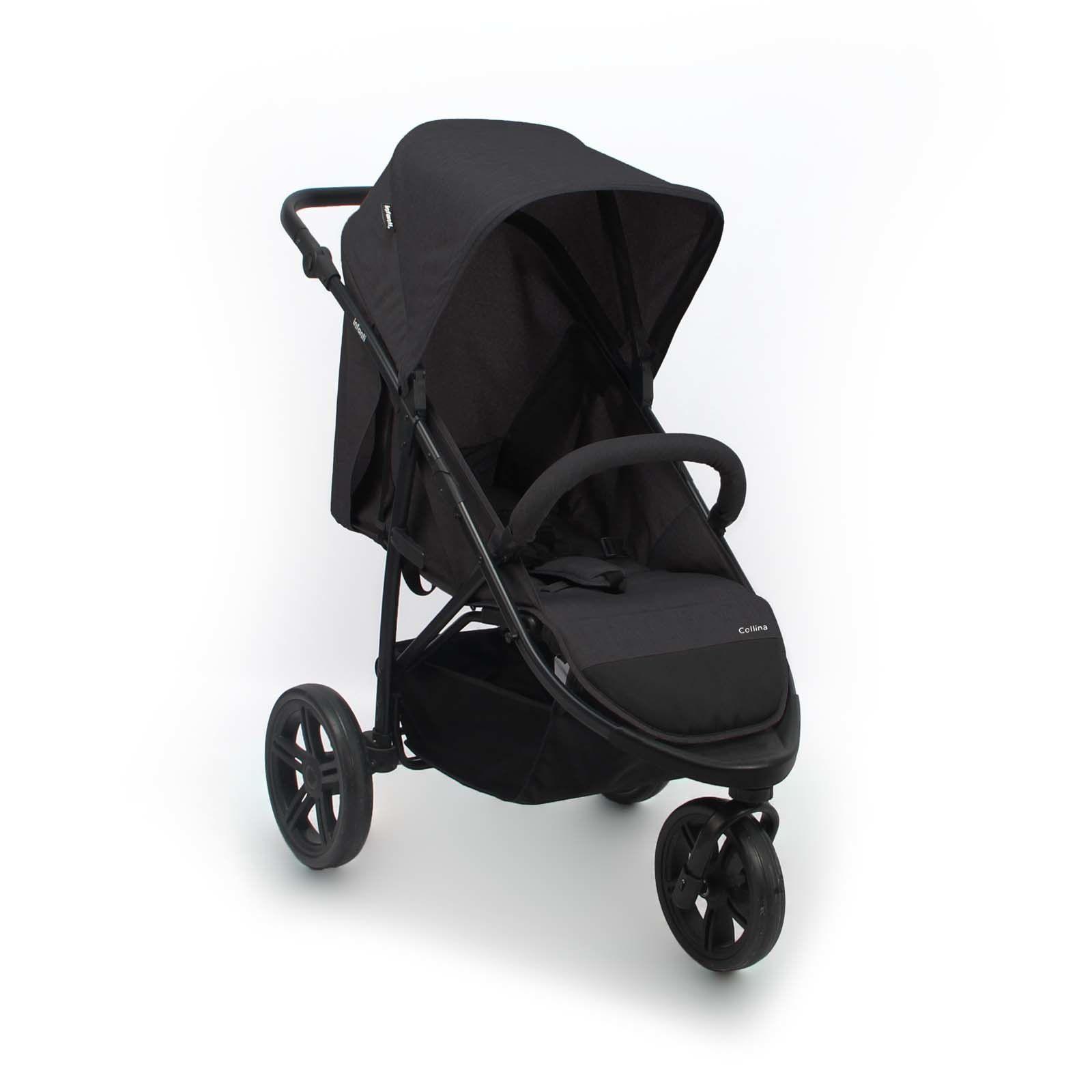 Travel System Collina TRIO Black Style - Infanti CAX00447