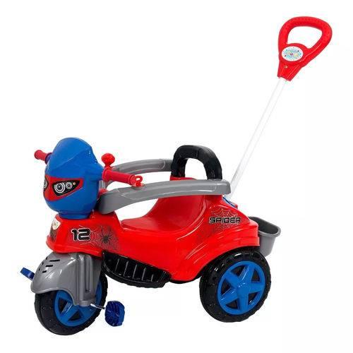 Triciclo De Passeio Baby City Spider 3148 - Maral