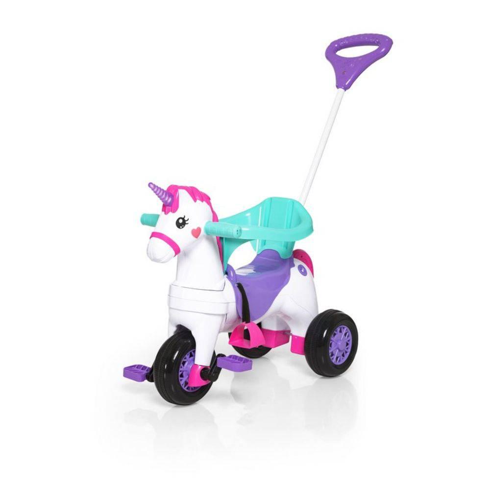 Triciclo Fantasy Rosa 1001 - Calesita