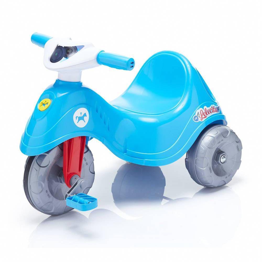 Triciclo Lelecita  Azul - Calesita 1004