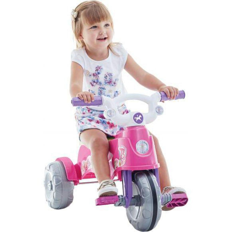 Triciclo Ta Te Tico Rosa - Calesita 0939