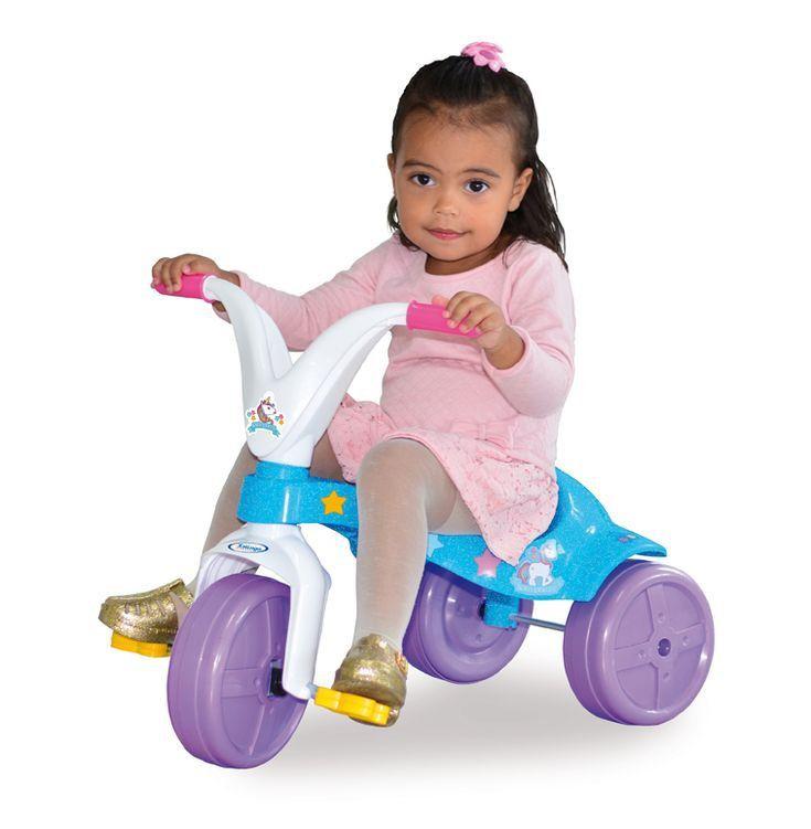 Triciclo Unicornio 7687 Xalingo