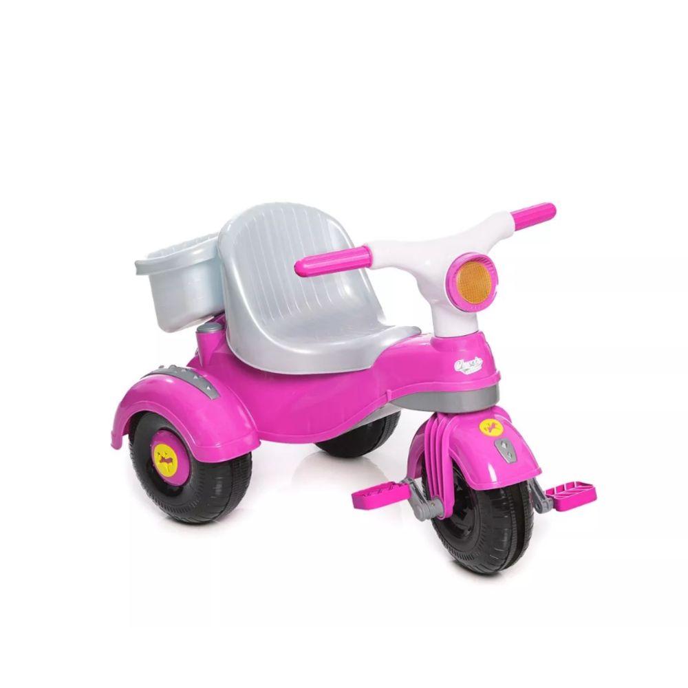 Triciclo Velocita Classic Rosa 0994 - Calesita
