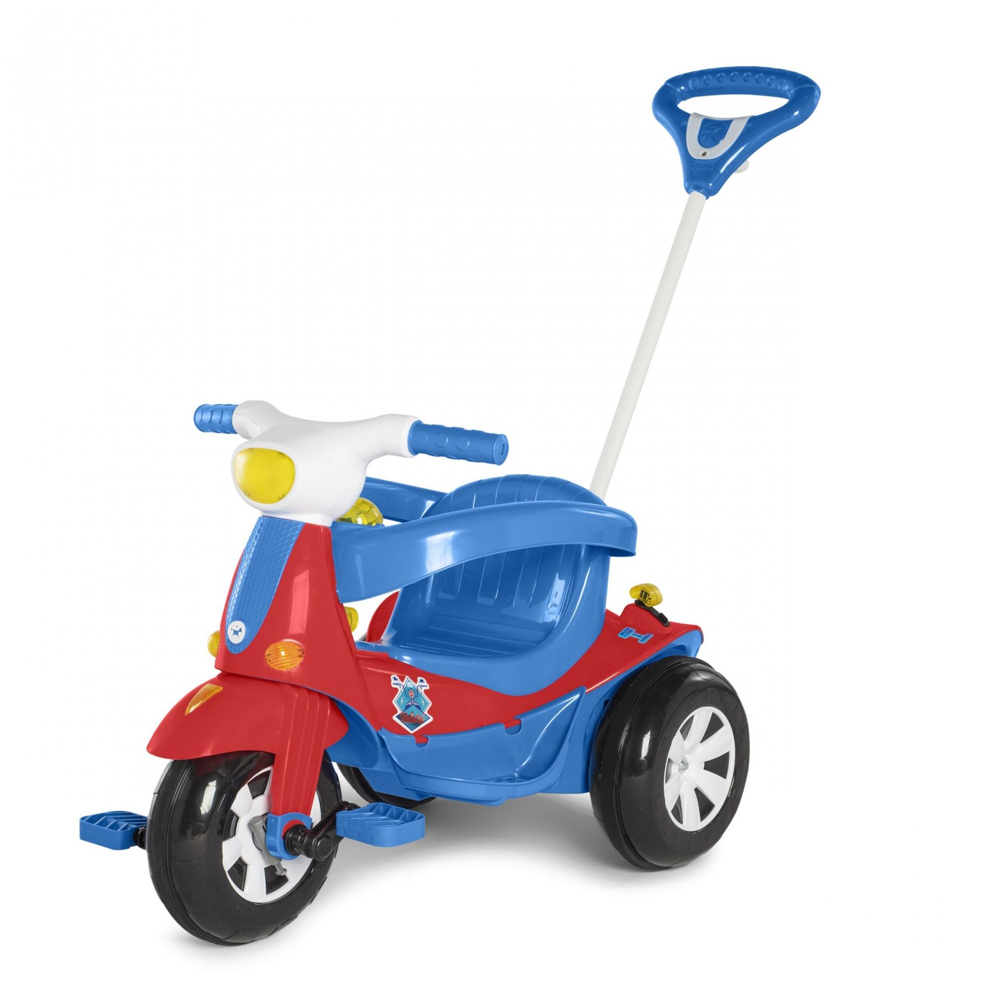 Triciclo Velotri Azul - Calesita 1023