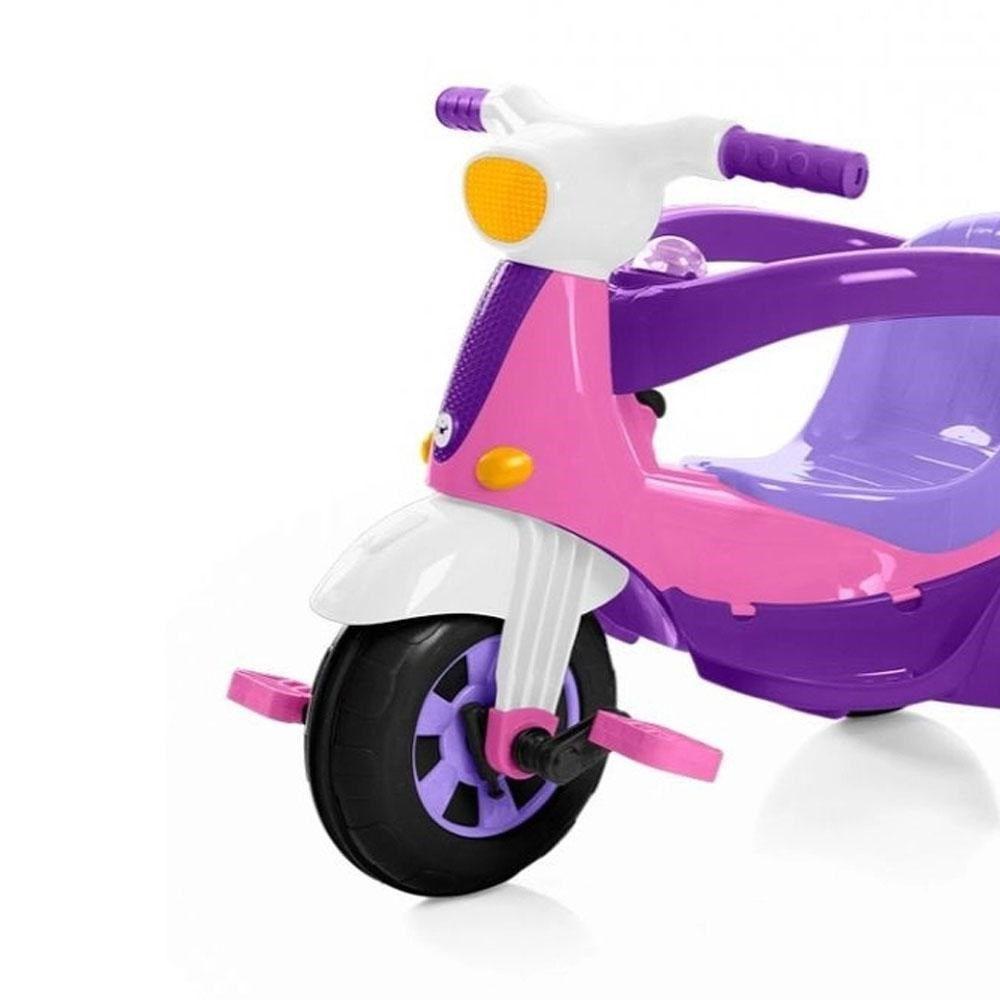 Triciclo Velotri Rosa - Calesita 1024