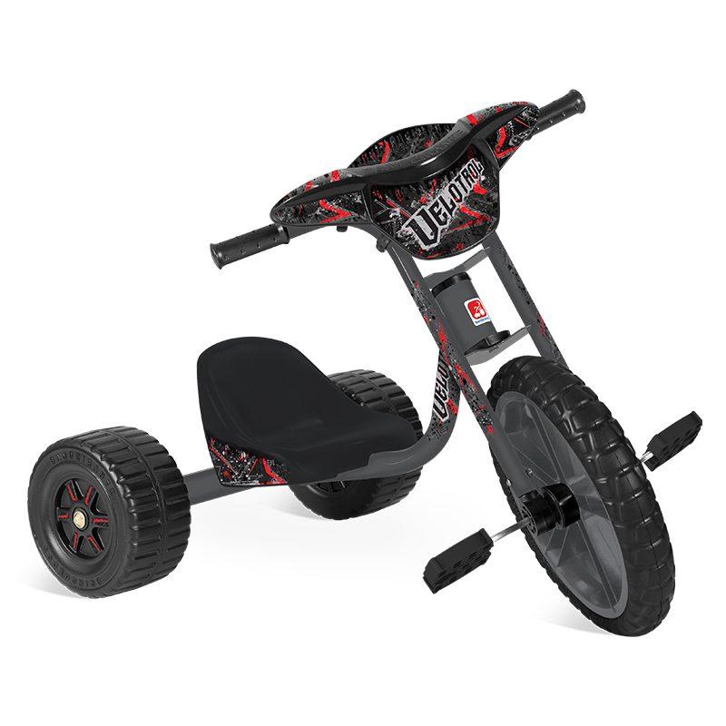 Triciclo Velotrol - Bandeirante 234