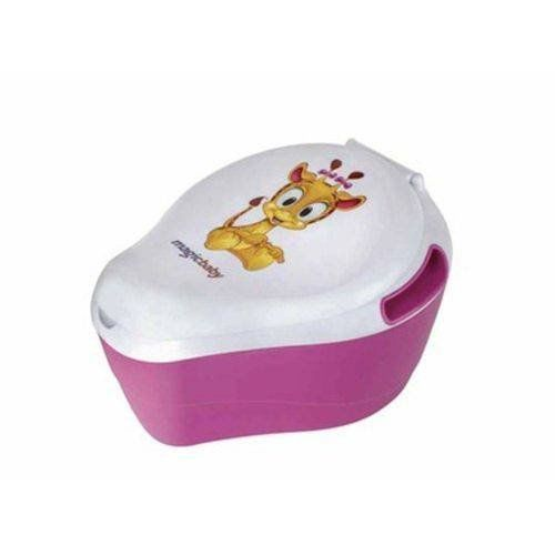 Troninho Rosa Girafa 4748 - Magic Toys